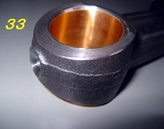 connecting rod deburring