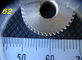 small gear deburring