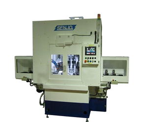 brush deburring machine